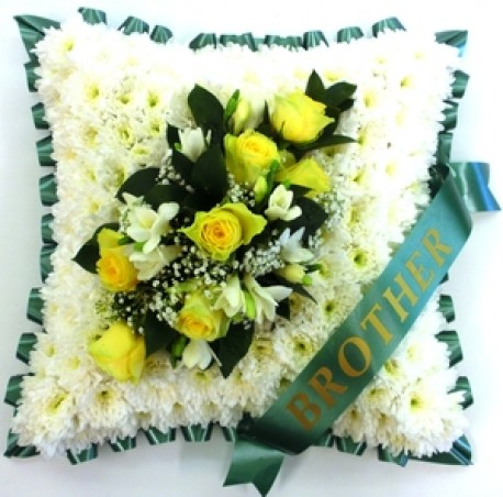 Massed Funeral Cushion