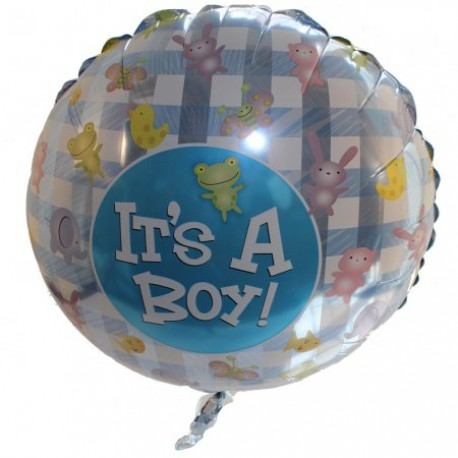 Balloon Baby Boy or Baby Girl
