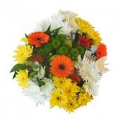 Bright Seasonal mixed Hand Tied (Not in Water)
