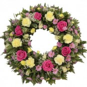 Traditional Round Wreath